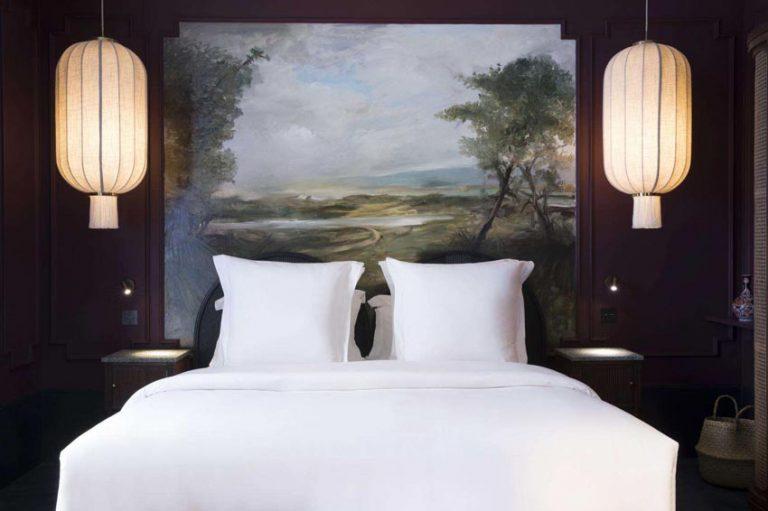 chambre deluxe hôtel monte cristo