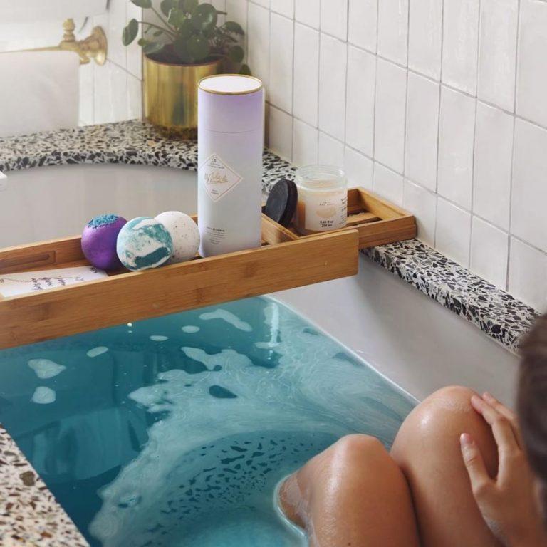 shooting produit my jolie candle baignoire chambre supérieure hôtel monte cristo