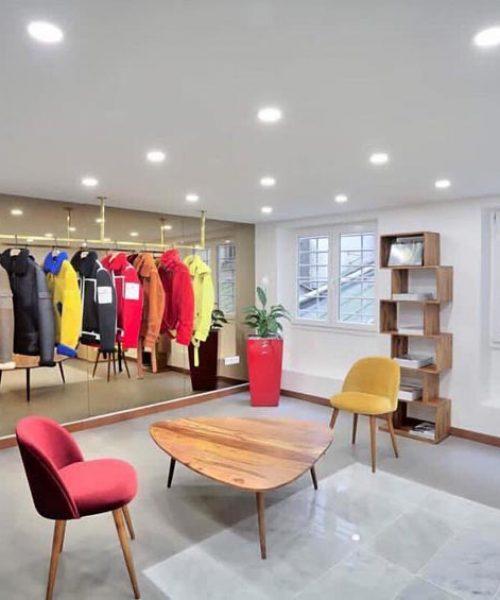salle showroom appartement 235