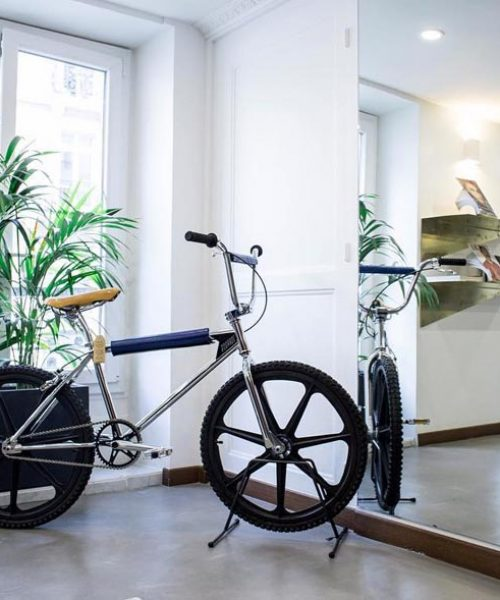 vélo salle showroom appartement 235