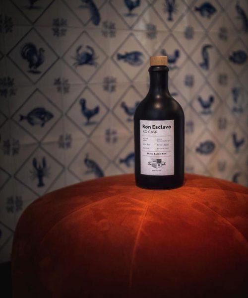 shooting alcool ron esclavo bar 1802 hôtel monte cristo