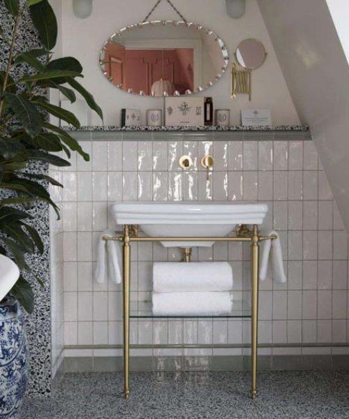 salle de bain suite mercedes hôtel monte cristo