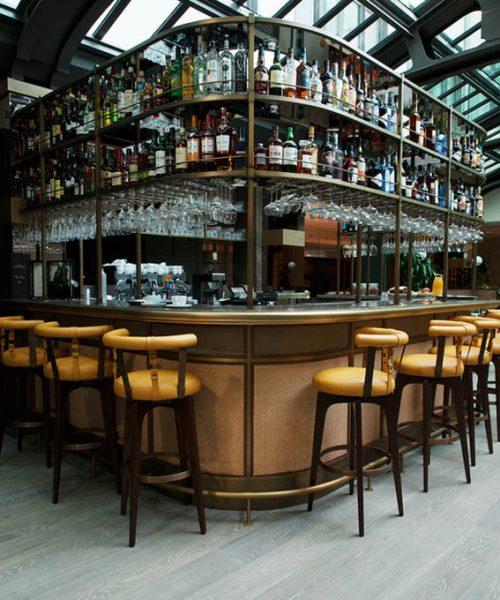 restaurant bar maison bréguet